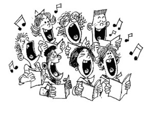 choir Gramps story