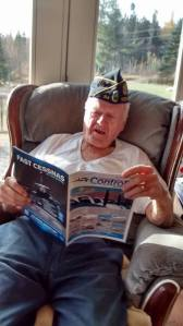 gramps reading mag